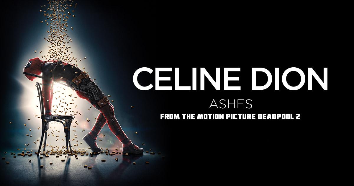 Celine Dion Ashes